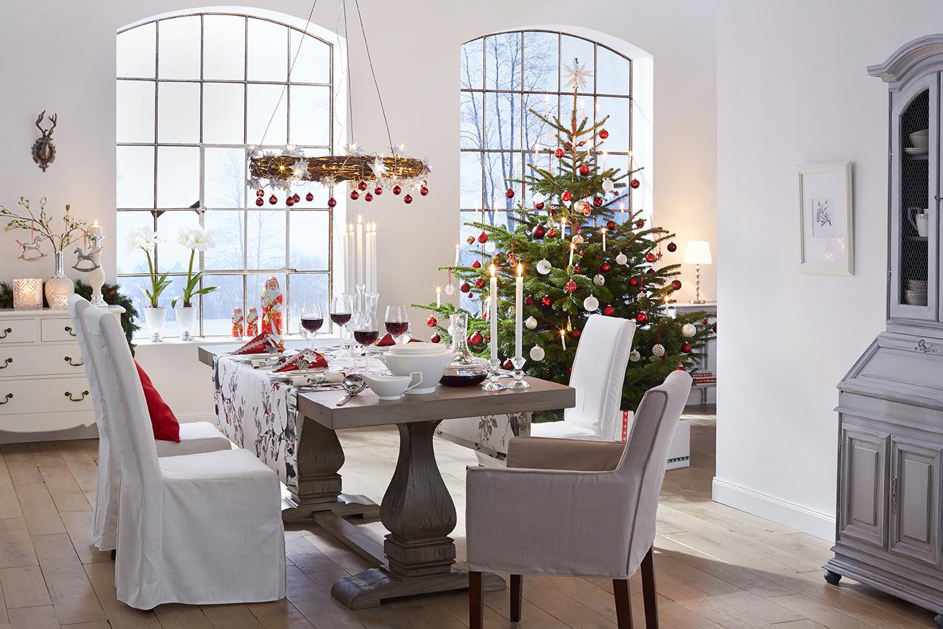 Weihnachten kann kommen for Dekoration wohnung weihnachten